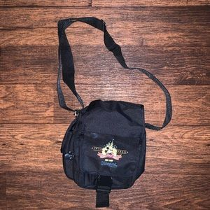 Disneyland   Disney Black Crossbody Bag